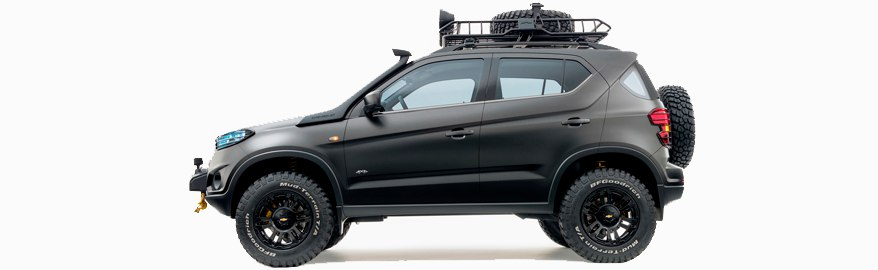 СМИ: правительство поможет начать выпуск Chevrolet Niva-2