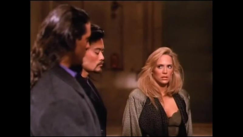 Комендантский час 2 / Martial Law 2 - Undercover (1992)