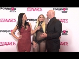 Kissa Sins and Kissa Sins  the AVN Awards 2016