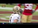 NFL 2016-2017 / Week 09 / 06.11.2016 / New Orleans Saints - San Francisco 49ers / 2Н / EN