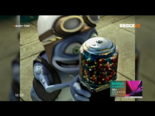 Crazy Frog - Crazy Frog In The House (Bridge TV) // BABY TIME