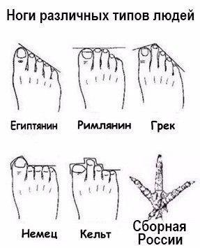 Вся проблема в ногах ))