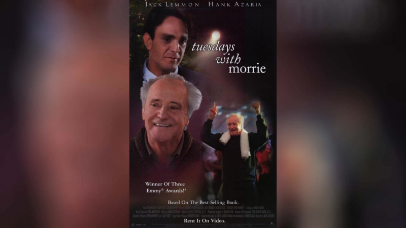 limiting ones self in tuesdays with morrie a movie by mick jackson I didn't read mitch albom's book, tuesdays with morrie, which spent about two jillion years on the bestseller lists but based on the movie, i can see why so many people bought the book and why it's ripe for.