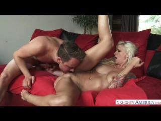 Brooke Brand & Van Wylde in Dirty Wives Club