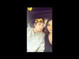 Vanessa Hudgens Newest Snapchat Videos -- February 6th 2017 --