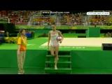 Маргарита Мамун - мяч (квалификация)  Олимпийские игры 2016