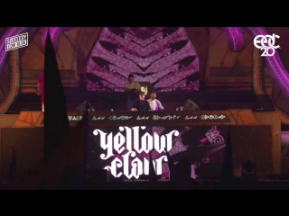 Yellow Claw - Live @ Electric Daisy Carnival, EDC Las Vegas 2016