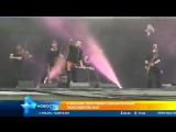 Короткометражный видео-отчет о прошедшем выступлении «Rammstein» на фестивале «Maxidrom» в России.