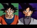 Dragon Ball Super「AMV」-  Super Saiyan 3 Goku vs. Future Trunks / Goku vs. Black Goku