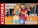 El Cruz and Nadège Kizomba Fusion dance to Kaysha - Malembe Malembe