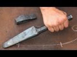 Оправка для создания топора своими руками