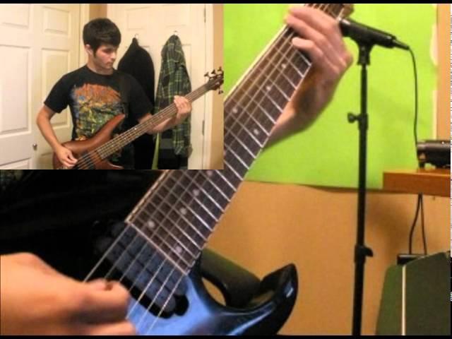 Galactic Pegasus - Lambent - original djent/metalcore song, reaper, pod farm, SD2.0 - Andrew Baena