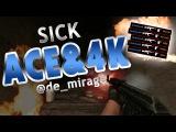 INSANE ACE &amp ECO 4K by turanixuM @de_mirage - CSGO Kill Movie