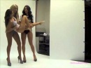 Melissa Riso, Claudia Fijal and Kyndal Kyaire Kandy Magazine World Cup Cover Shoot