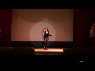 Карина Киш - Стану солнцем (cover) Полина Гагарина, Music box MTV Voice ru tv Студент года 2016 love