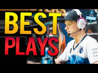 CS:GO - BEST PLAYS ESL 2016 (VAC SHOTS, EPIC ACE & MORE!)