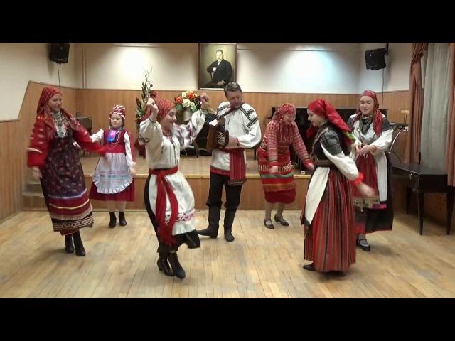 фольклорный ансамбль Ерема Матаня