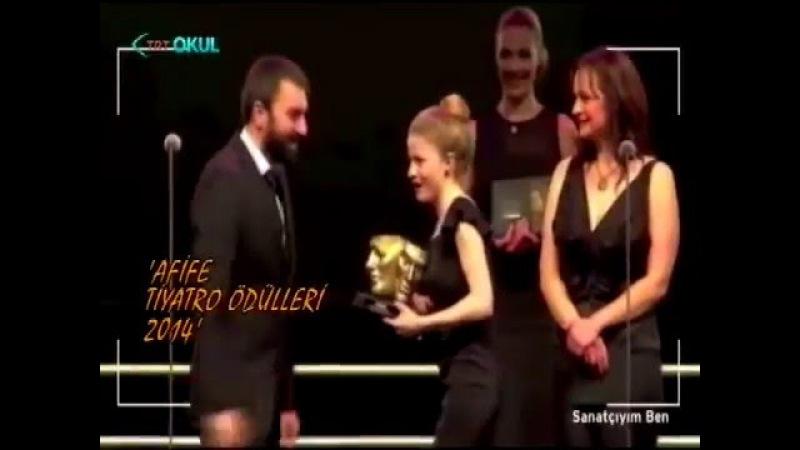 Sanatçıyım Ben, TRT Okul - Ecem Uzun / Tiyatro Bölümü (17.04.2016)
