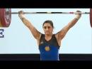 2016 European Weightlifting Championships Women 69 kg Тяжелая Атлетика Чемпионат Европы