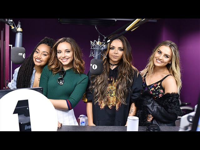 Little Mix Grimmy talk Lust in the Kebab Shop
