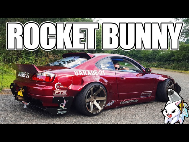 NO F*CKS GIVEN ROCKET BUNNY S15 200SX REVIEW
