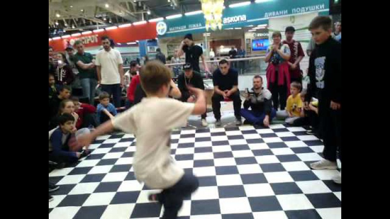 Crew 3 x 3 Semi-Final - Kiyanizza, Killa Raptor vs. Demo, Baraka Kosta-Ricco