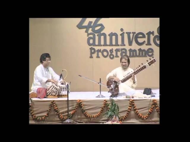 Pt. Nayan Ghosh Pt. Anindo Chatterjee Raga Nat Bhairav Drut Tintaal