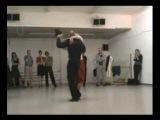 UV CATS Tango Lesson Baridas from Carlos Gavito