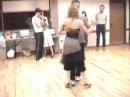 TANGO COLGADAS 01: Linear, Circular, with Boleo Little Jump