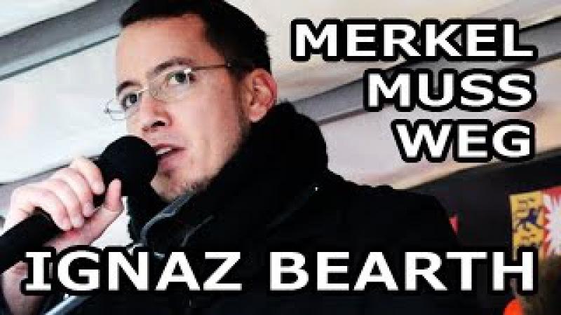 Rede Ignaz Bearth - Merkel Muss Weg 05.11.2016