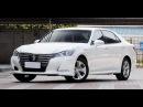 2016 Toyota Crown Обновленный седан Тойота Краун