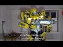 Бластер пушка пистолет для робота Костюмы роботов трансформер Бамблби