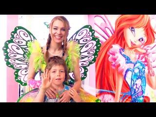 Прикольные девчонки, блоггеры ютуб и герои мультфильмов на фестивале Мультмир 2016!