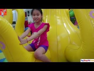 Khu vui chơi trẻ en, trò chơi vui nhộn cho bé, Playground Fun Play Place for Kids, Đồ chơi trẻ em