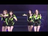 SNSD - Flower Power (Girls' Generation World Tour In Seoul)