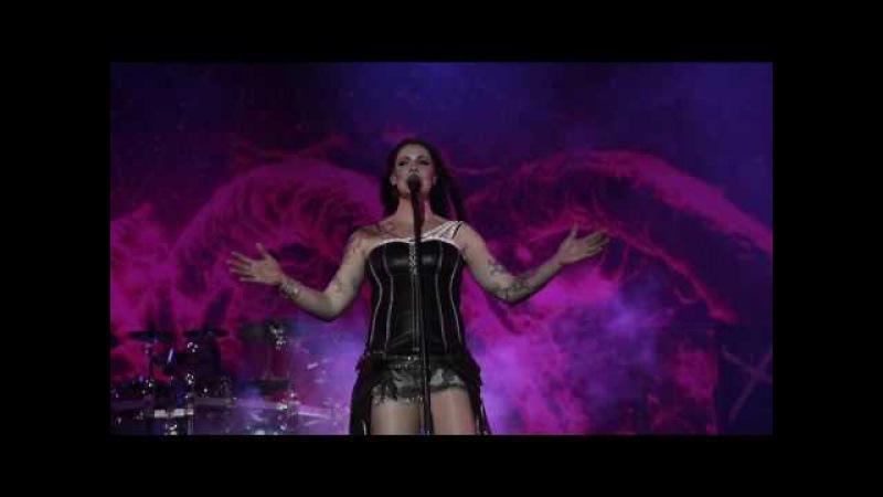 Nightwish Sleeping Sun Vizovice Masters of Rock Festival 2016