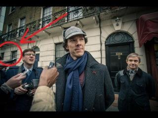 МОРИАРТИ ЖИВ! Сцена со съемок 4 сезона Шерлока