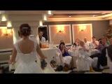 Постановка свадебного танца от Кристины Ляпиной. Дарья и Александр!!)