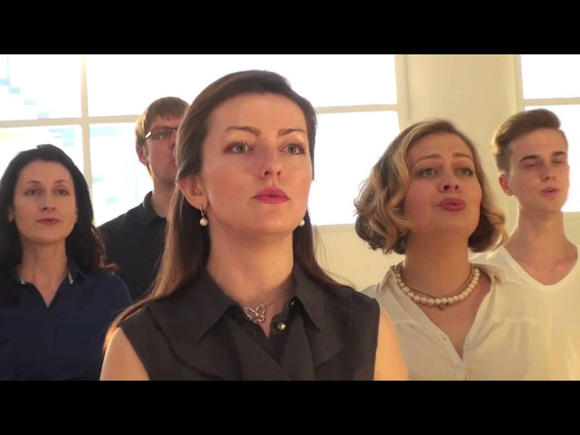HoneyJazzChoir Мы разбиваемся (acappella cover) Земфира