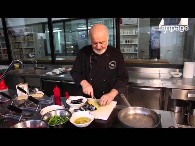 La Cucina dellAvvocato - Linguine con cozze, pomodorini e peperoncini verdi