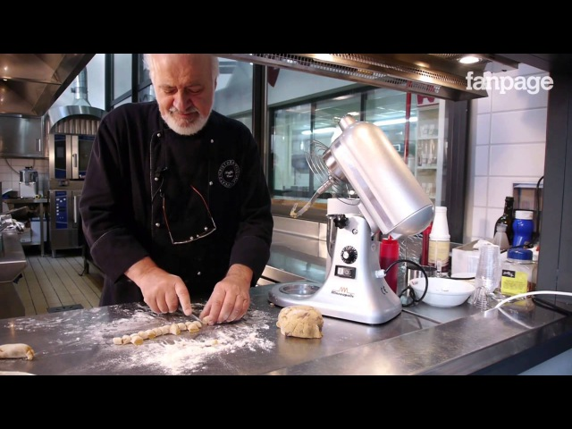La Cucina dellAvvocato - Gnocchetti alle olive con baccalà, capperi e pomodorini