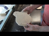 Как изготовить ключницу из дерева. How to make a wood keybox