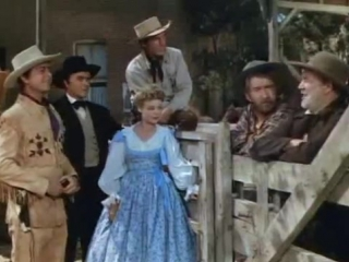 Espiritu de conquista (Western Union, 1941) Fritz Lang