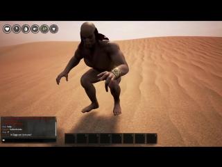 Игроки Conan Exiles массово увеличивают грудь и пенисы персонажей до гигантских размеров