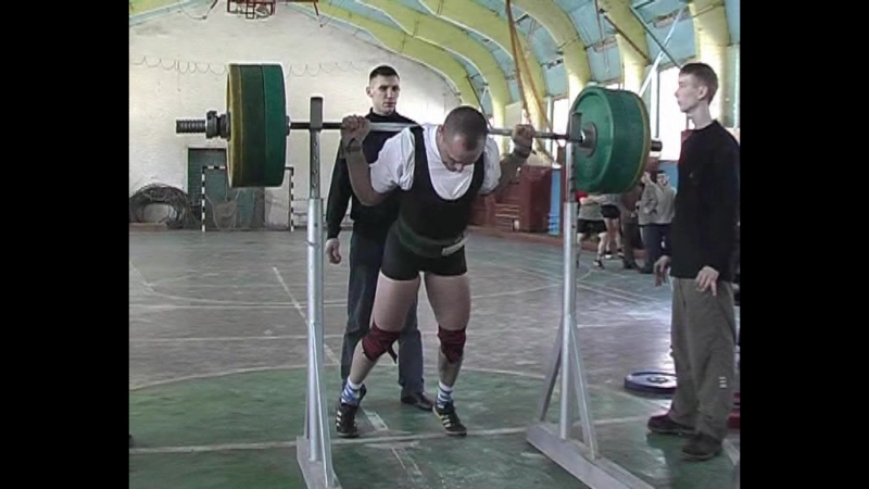 Powerlifting(27.03.2005)