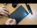 Электронный планшет для записей и рисования