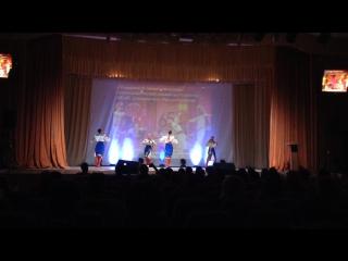 ЛГПУ ИКиИ Украинский танец