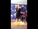 Свято день прац! Миргородська спецьшкола - нтернат псня у супровод жестив
