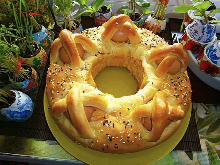 харизма марго пироги на пасху рецепты с фото гармонии