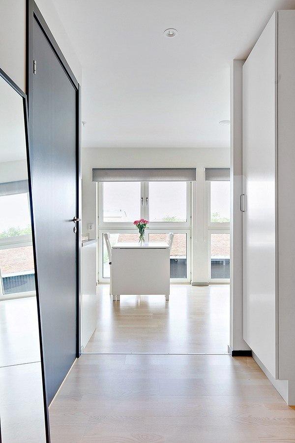 Интерьер квартиры-студии 30,5 м.